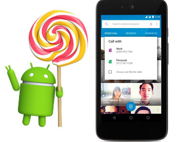 android 5.1 whats new